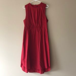 NWT Madewell Lakeshore Midi dress